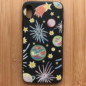 Accessories - NEW Iphone X Galaxy Planets Case